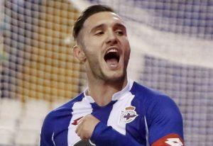 Would La Coruna striker be a good signing for Arsenal? / Image via lavozdegalicia.es