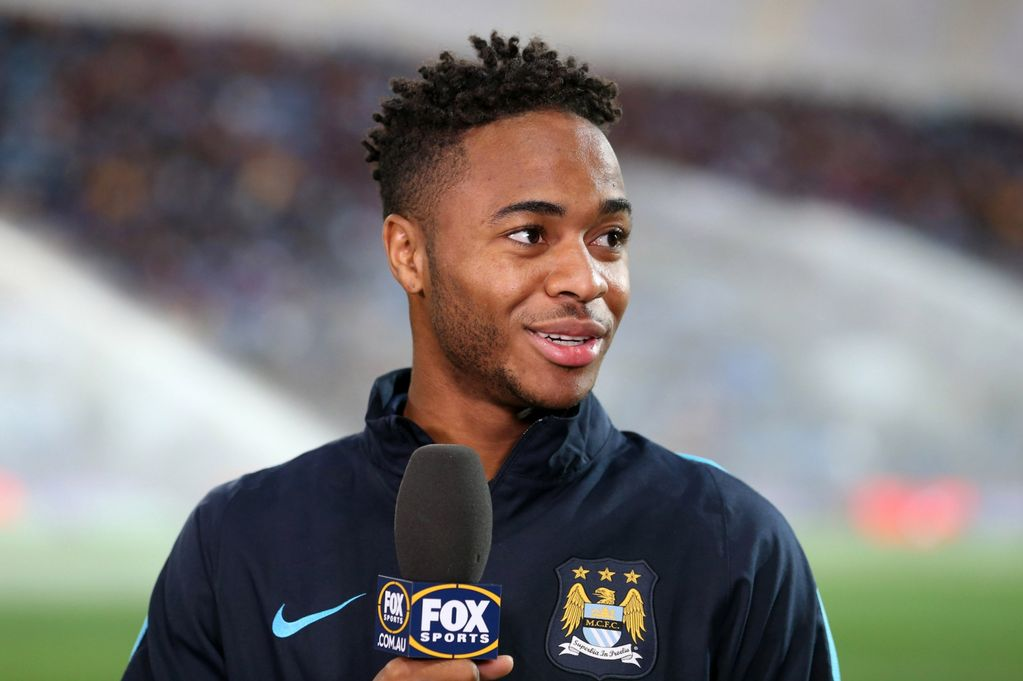 Manchester City winger Raheem Sterling seems to have found form under new boss Pep Guardiola