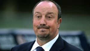 Newcastle have managed to hang on to highly-rated Spanish boss Rafa Benitez for their promotion-bid in the Championship.