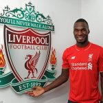 Christian Benteke's time at LIverpool looks to have been short-lived as the striker is set for a move to Crystal Palace