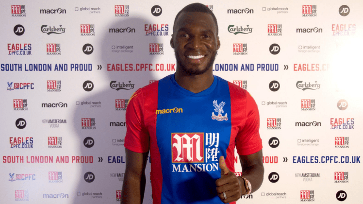 Crystal Palace striker Christian Benteke is the quintessential target man and should thrive on the endless crosses being whipped into the box.