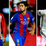 The big three in Spain are expected to once again go head-to-head to win La Liga