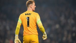 England number one Joe Hart looks set to leave Manchester City before the transfer window shuts