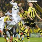 Highly eventful night in Dortmund ends up in 2-2 draw / Image via telegraph.co.uk