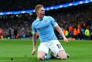De Bruyne - Man of the Match in Manchester Derby / Image via talksport.com