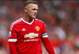 Wayne Rooney in poor form / Image via skysports.com