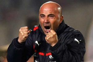 Jorge Sampaoli faces a challenge at Sevilla / Image via 1meee.com