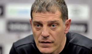 West Ham boss Slaven Bilic is already under-pressure after the Hammers poor start to the campaign