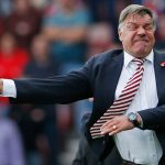 Sam Allardyce lasted just 67 days as England boss