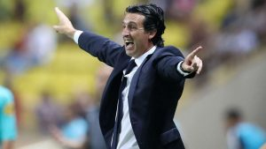 Unai Emery has found life in Ligue 1 a lot more complex than he imagined. Photo: www.sportal.co.nz