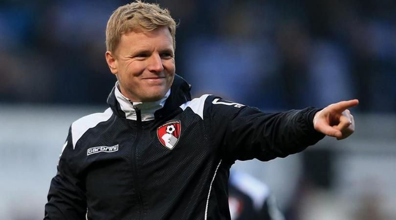 Bournemouth boss Eddie Howe is once again being linked with the England managers job