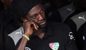 Where did it all go wrong for Adebayor? / Image via senenews.com