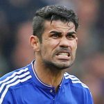 Anger and madness define Diego Costa / Image via express.co.uk