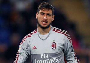 Milan's No. 1 outshined his idol Buffon / Image via goal.com