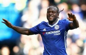 Victor Moses enjoying his time under Antonio Conte / Image via dailystar.co.uk