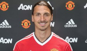 Zlatan Ibrahimovic has struggled for top form of late at Manchester United