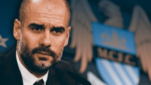 Manchester City have now gone five games without a victory under Pep Guardiola