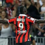 OGC Nice striker Mario Balotelli has five goals in three games and will lead the line against Olympique Lyonnais this week.