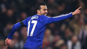 Chelsea's Pedro Rodriguez is commanding a starting place on merit.