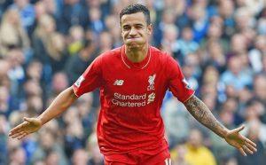 Liverpool's main man - Coutinho
