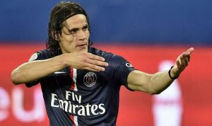 PSG striker Edinson Cavani scored in the French sides 2-2 draw at Arsenal, but divides opinion