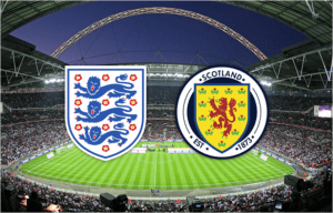 England host Scotland on Friday night at Wembley in World Cup qualifiers