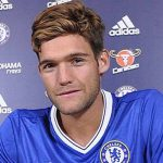Spanish full-back Marcos Alonso has been a key player in Chelsea's recent improvement of form