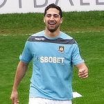 The LA Galaxy's Sebastian Lletget may get a chance to play for the USMNT (Wikipedia / Egghead06)