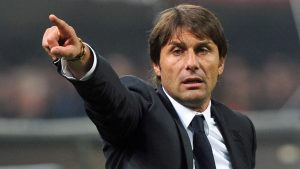 Italian boss Antonio Conte is having a big effect at Chelsea