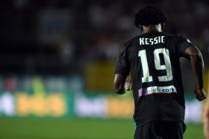 Franck Kessie has been one of Atalanta's young standout performers this season. (Photo by Pier Marco Tacca/Getty Images)