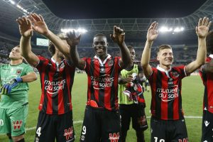 Nice have been the surprise packages so far in Ligue 1. Photo: AFP