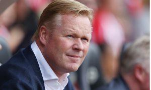 Everton boss Ronald Koeman has been talking up Toffees striker Romelu Lukaku
