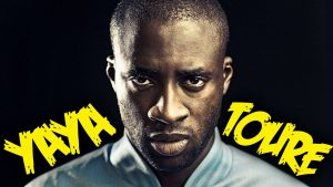 Yaya Toure scored twice in Manchester City's 2-1 win at Crystal Palace on Saturday