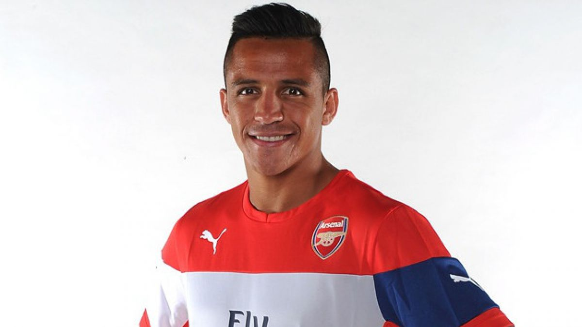 Chilean forward Alexis Sanchez has been in scintillating form this season for Arsenal