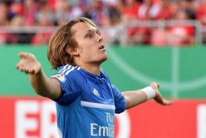 Will Halilovic ever live up to his moniker? / Image by vijesti.ba
