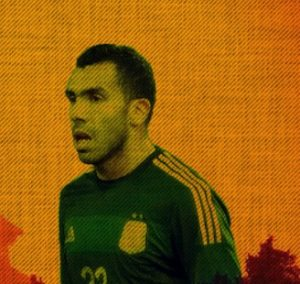 Carlos Tevez set to become world's highest-paid footballer / Image by SoccerNews.com