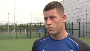 Ross Barkley has struggled for form at Everton this season