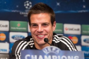 Spanish defender Cesar Azpilicueta has been one of Chelsea's best performers of late
