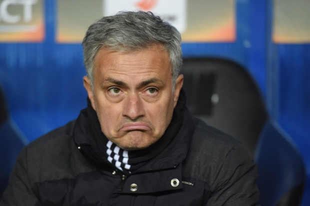 Manchester United boss Jose Mourinho has been complaining about his teams 'unfair' results