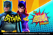 Batman and The Batgirl Bonanza