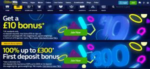 300% Deposit Bonus Uk