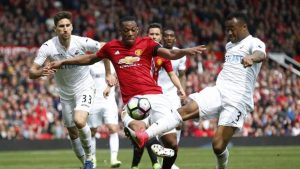 Manchester United Swansea City Premier League