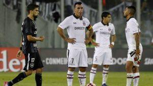 Colo Colo Copa Libertadores