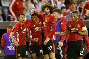 Manchester United Ajax UEFA Europa League