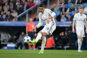 Casemiro Real Madrid