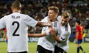 Mitchell Weiser Spain Germany