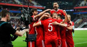 Russia 2017 Confederations Cup