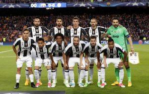 Juventus Real Madrid UEFA Champions League Final
