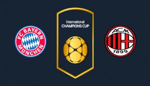 Bayern vs milan