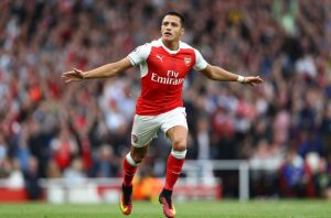 PSG have been linked with a move for Arsenal star Alexis Sanchez
